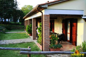 Agriturismo Serratone Guesthouse Tuscany Italy View 30