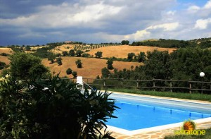 Agriturismo Serratone Guesthouse Tuscany Italy View 38