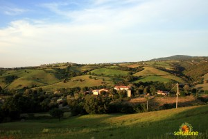 Agriturismo Serratone Guesthouse Tuscany Italy View 4