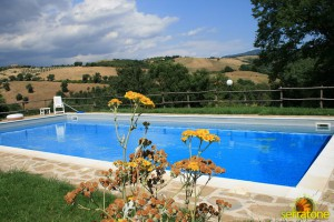 Agriturismo Serratone Guesthouse Tuscany Italy View 9